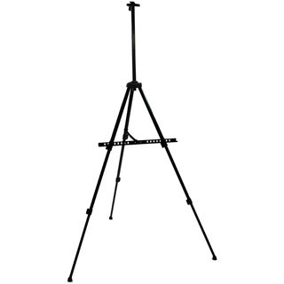 Martin Warwick All Purpose Metal Artist Easel-Black