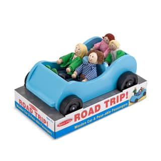 Melissa & Doug Road Trip! Wooden Car & Pose-able Passengers|https://ak1.ostkcdn.com/images/products/8629201/Melissa-Doug-Road-Trip-Wooden-Car-Pose-able-Passengers-P15893733.jpg?impolicy=medium