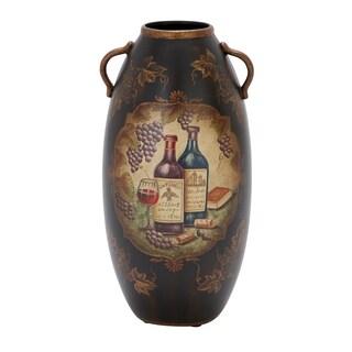 Unique Home Accents 15-inch Ceramic Vase