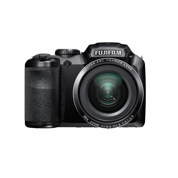 FujiFilm Finepix S4600 16MP Black Digital Camera