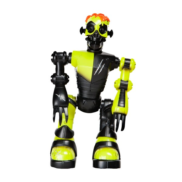 WowWee Yellow Mini Robo Zombie