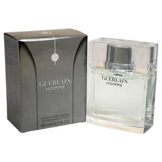 Guerlain Homme Men's 2.7-ounce Aftershave Lotion|https://ak1.ostkcdn.com/images/products/8629708/P15894089.jpg?impolicy=medium