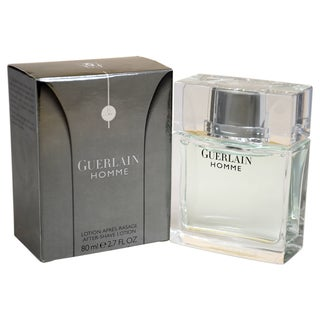 Guerlain Homme Men's 2.7-ounce Aftershave Lotion