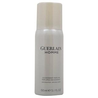 Guerlain Homme Men 5.1-ounce Perfumed Deodorant Spray