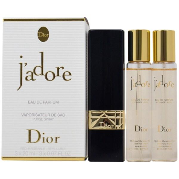 christian dior j 39 adore women 39 s eau de parfume purse spray. Black Bedroom Furniture Sets. Home Design Ideas