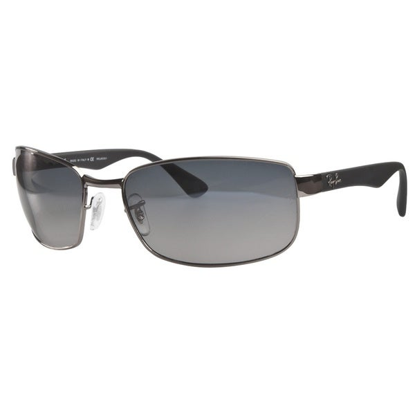 Ray-Ban RB3478-004 78 Gunmetal 63 Sunglasses