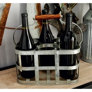 Vino Metal 6-bottle Wine Holder