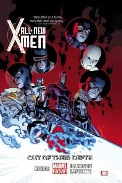 All-New X-Men 3: Out of Their Depth (Paperback)