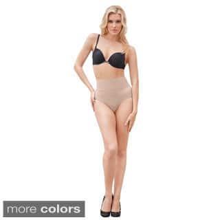 Julie France by Euroskins Body Shapers Leger Ultra Firm Control Mid-waist Thong Shaper|https://ak1.ostkcdn.com/images/products/8631237/Julie-France-Leger-Mid-waist-Compression-Thong-Shaper-P15895390.jpg?impolicy=medium