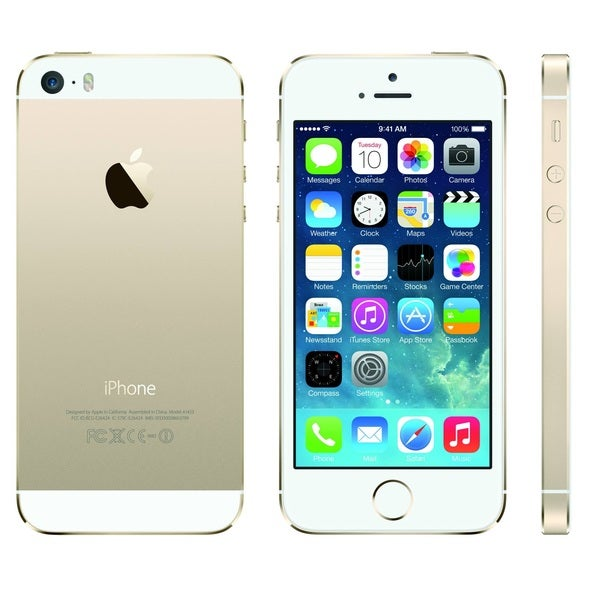 Apple iPhone 5S 16GB Factory Unlocked GSM Cell Phone