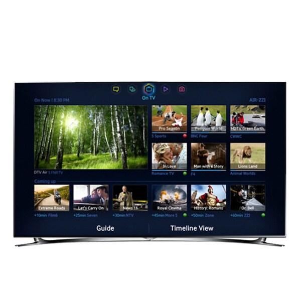 "Samsung UN46F8000BF 46"" 3D 1080p LED-LCD TV - 16:9 - HDTV 1080p"