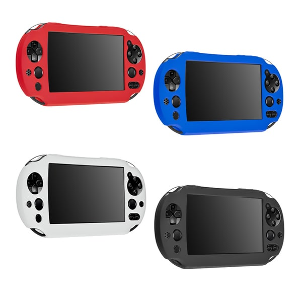INSTEN Soft Silicone Skin Case Cover for Sony Playstation Vita 2000 Controller