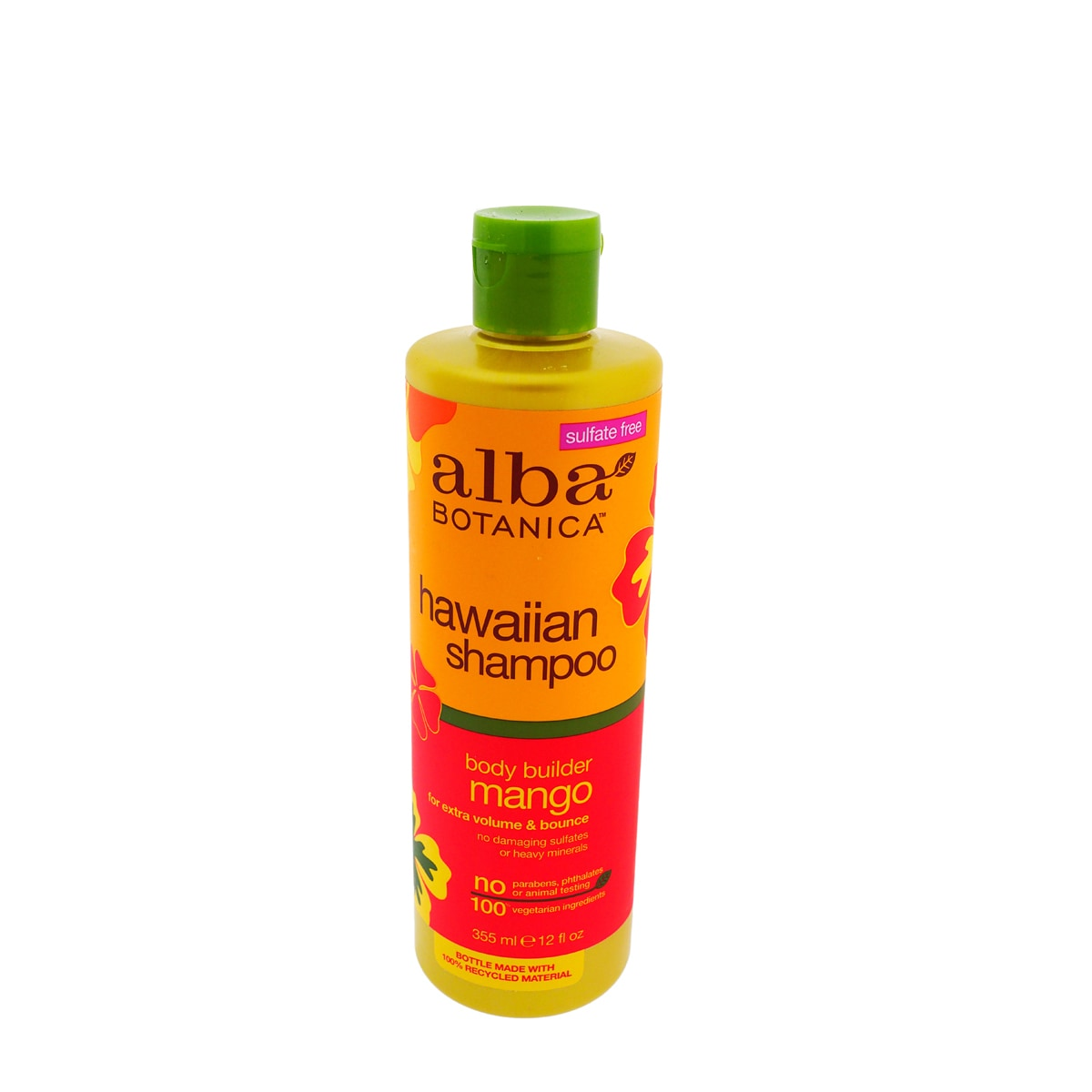 Alba Botanica Natural Hawaiian Shampoo - Colouriffic ...  Alba Volumizing Shampoo