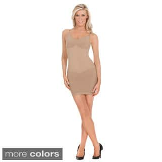 6bf09e516 Julie France by Euroskins Body Shapers Leger Ultra Firm Control Camisole Dress  Shaper