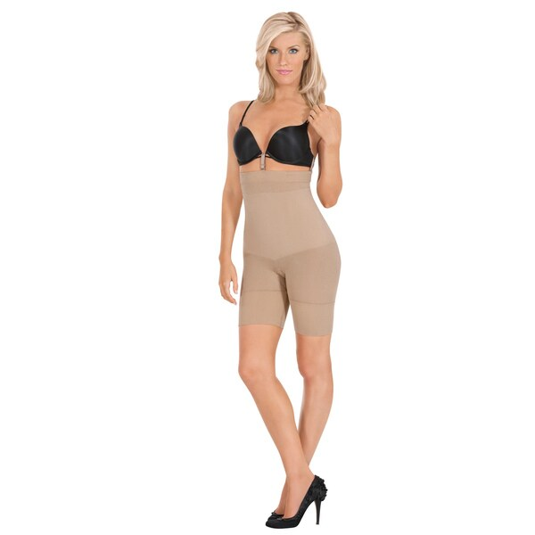 bd1aa7786 Julie France by Euroskins Women  x27 s Body Shaper Leger Cotton Microfiber