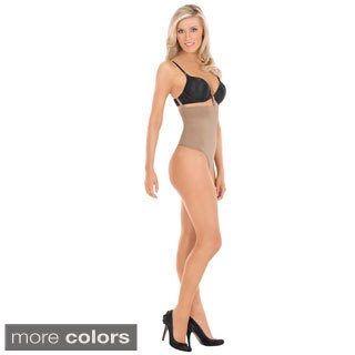 Julie France by Euroskins Body Shapers Leger Ultra Firm Control High-waist Thong Shaper (5 options available)