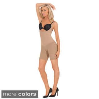 Julie France by Euroskins Leger Ultra Firm Control Frontless Panty Shaper|https://ak1.ostkcdn.com/images/products/8631697/Julie-France-Leger-Compression-Frontless-Body-Shaper-P15895714.jpg?impolicy=medium