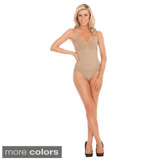 Julie France by Euroskins Body Shapers Leger Ultra Firm Control Camisole Body Suit Shaper|https://ak1.ostkcdn.com/images/products/8631699/Julie-France-Leger-Seamless-Compression-Cami-Body-Shaper-P15895709.jpg?impolicy=medium