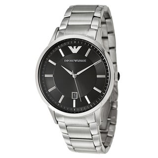 Emporio Armani Men's 'Sportivo' Stainless Steel Quartz Watch