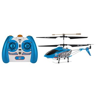 NBA OKC Thunder Metal 3.5CH RC Helicopter