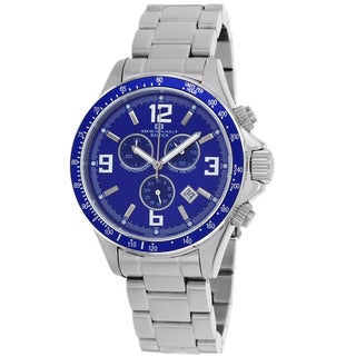 Oceanaut Men's Baltica Blue/ Silver Watch