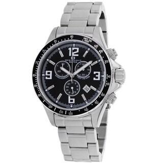 Oceanaut Men's Baltica Black/ Silver Watch