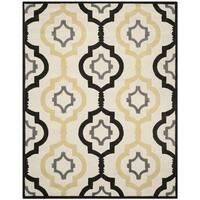 Safavieh Handmade Moroccan Chatham Ivory Wool Rug - 5' x 8'