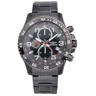 Invicta Men's Ion-plated Stainless Steel 'Specialty' Quartz Watch|https://ak1.ostkcdn.com/images/products/8632142/P15896098.jpg?impolicy=medium