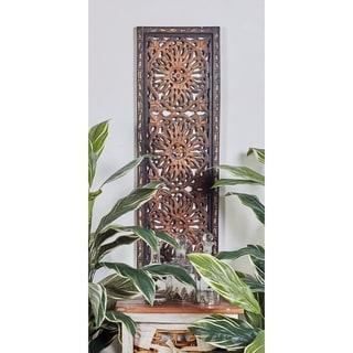 2-piece Wood Wall Panel