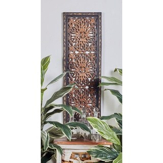 2-piece Wood Wall Panel