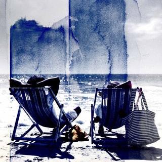 Parvez Taj 'Life's a Beach' Canvas Print