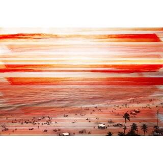Parvez Taj 'De Janeiro' Canvas Print