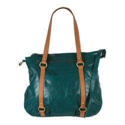 Women's Latico Buffy 7935 Emerald/Tan Leather