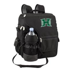Picnic Time Turismo Hawaii Warriors Embroidered Black