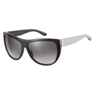 Marc by Marc Jacobs MMJ199NS BU8 JJ Black Black White 60 Sunglasses