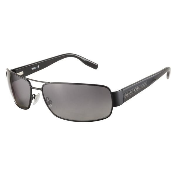 hugo boss sunglasses  Hugo Boss 0493PS 10G WJ Matte Black Polarized 64 Sunglasses - Free ...