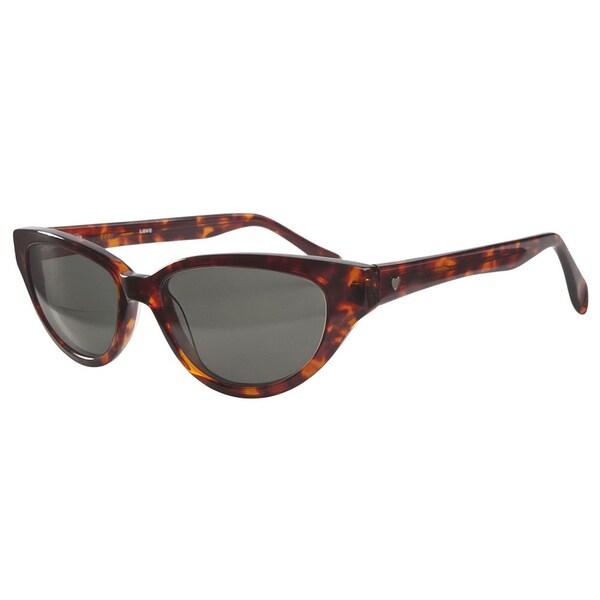 Love Sun L748 Brown Tort Sunglasses
