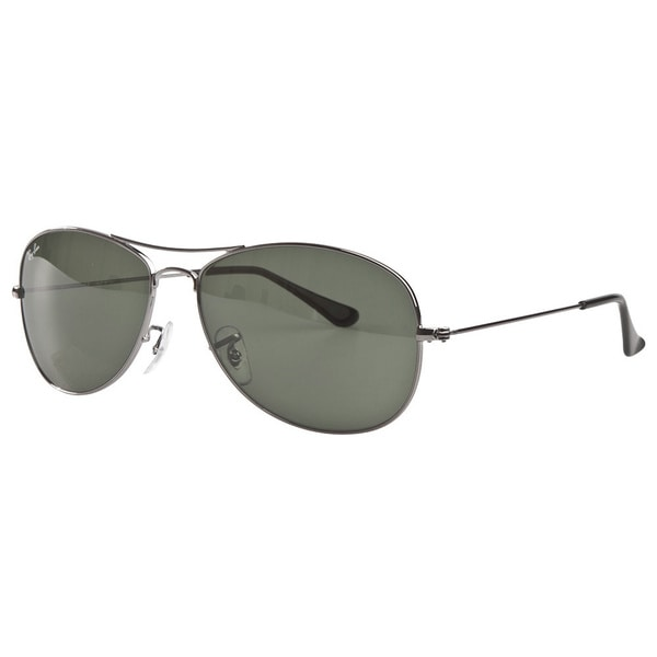 Ray-Ban 3362 004 Gunmetal Sunglasses