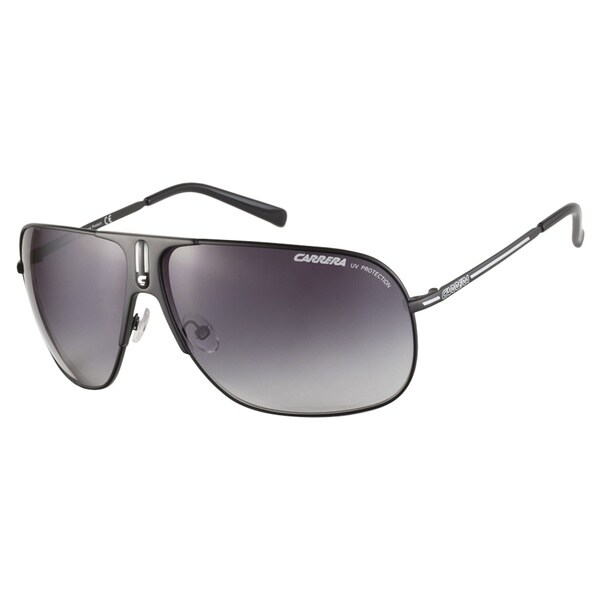 93cd0036858fa7 Shop Carrera Back 80 s 5 003 JJ Matte Black 66 Sunglasses - Free ...