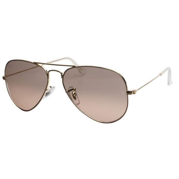 Ray-Ban RB3025 001 3E Gold 55 Sunglasses