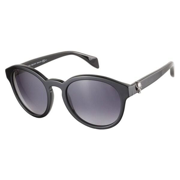 Alexander McQueen AMQ4196S 807 JJ Black 52 Sunglasses