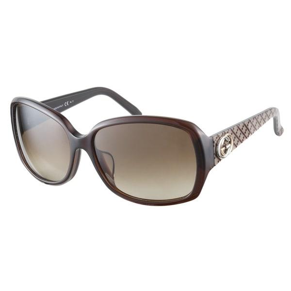 Gucci 3178KS 20E CC Brown 60 Sunglasses