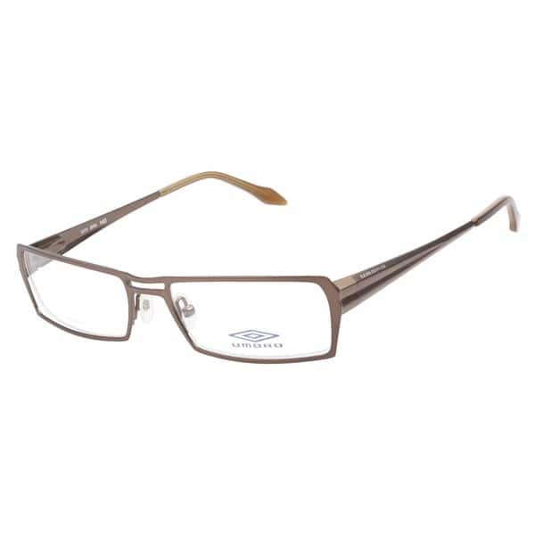 ccbade56de6 Shop Umbro U111 Brown Prescription Eyeglasses - Free Shipping Today ...
