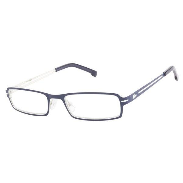 121ccd89a825 Shop Lacoste L2121 424 Blue Beige Prescription Eyeglasses - Free ...