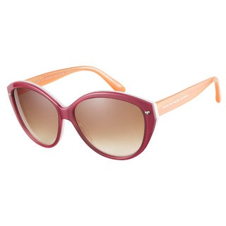 Marc by Marc Jacobs MMJ289S 7U1 BA Fuchsia Pink Orange 58 Sunglasses