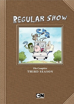 Regular Show: The Complete Third Season (DVD)