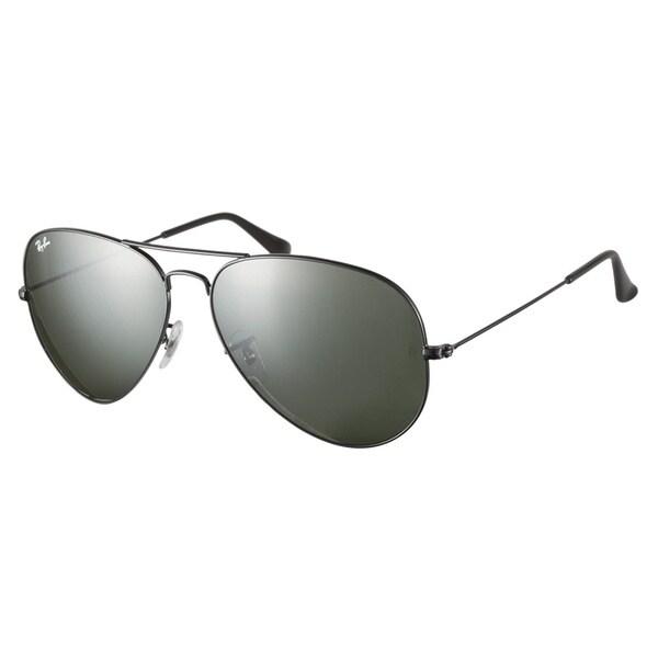 Ray-Ban RB3026 L2821 Black 62 Sunglasses