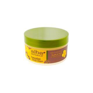 Alba Botanica Hawaiian Kukui Nut 6.5-ounce Body Cream|https://ak1.ostkcdn.com/images/products/8636075/P15899428.jpg?impolicy=medium