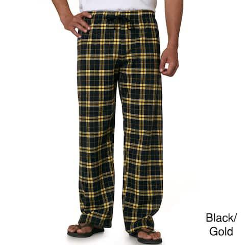 Los Angeles Pop Art Men's Boxercraft Flannel Pants