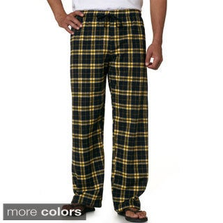 Men's 'Boxercraft' Flannel Pants (Option: L)